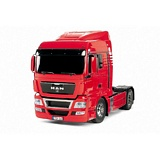 Tamiya 56332 RC MAN TGX Red Edition