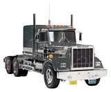 TAMIYA 56336 RC King Hauler Black Edition