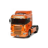Tamiya 56338 RC Scania R470 Highline Orange Edition