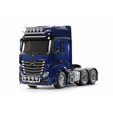 Tamiya 56354 RC Mercedes-Benz Actros Pearl Blue Edition