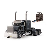 Tamiya 56356 RC Grand Hauler Metallic Black Edition