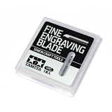 Tamiya 74147 Fine Engraving Blade 0 4 MM