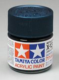 Tamiya 81013 Acrylic X-13 Metallic Blue 23ml Bottle
