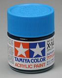 Tamiya 81014 Acrylic X-14 Sky Blue 23ml Bottle