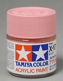 Tamiya 81017 Acrylic X-17 Pink 23ml Bottle