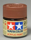 Tamiya 81328 Acrylic XF-28 Dark Copper