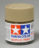 Tamiya 81360 Acrylic XF-60 Dark Yellow