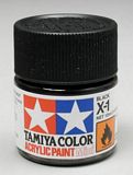 Tamiya 81501 Acrylic Mini X-1 Black