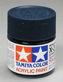 Tamiya 81503 Acrylic Mini X-3 Royal Blue