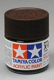 Tamiya 81509 Acrylic Mini X-9 Brown