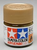 Tamiya 81512 Acrylic Mini X-12 Gold Leaf