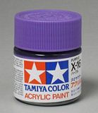Tamiya 81516 Acrylic Mini X-16 Purple