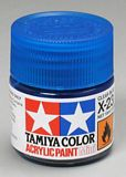 Tamiya 81523 Acrylic Mini X-23 Clear Blue