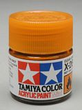 Tamiya 81526 Acrylic Mini X-26 Clear Orange
