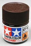 Tamiya 81710 Acrylic Mini XF-10 Flat Brown