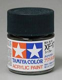 Tamiya 81717 Acrylic Mini XF-17 Sea Blue
