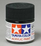 Tamiya 81727 Acrylic Mini XF-27 Black Green