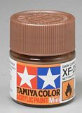 Tamiya 81728 Acrylic Mini XF-28 Dark Copper