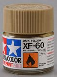 Tamiya 81760 Acrylic Mini XF-60 Dark Yellow