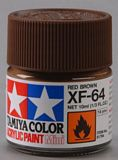 Tamiya 81764 Acrylic Mini XF-64 Red Brown