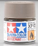 Tamiya 81772 Acrylic Mini XF-72 Brown