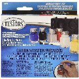 Testors 9011 Acrylic Paint Sets