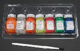 Testors 9132 Fluorescent Paint Kit