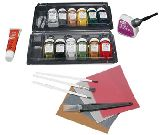 Testors 9160 Enamel Finishing Kit Flat