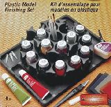 Testors 9177 Plastic Model Finishing Kit Enamel
