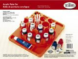 Testors 9178A Acrylic Finishing Kit Carousel