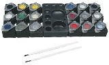 Testors 9186 Hobby Craft Paint Set