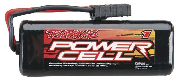 Traxxas 2925X Series 1 6-Cell 72V 1200mAh Stick 1-16 VXL