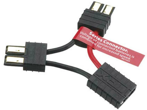 Traxxas 3063 Wire Harness Series Battery Connection
