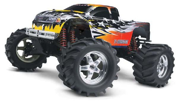 Traxxas 4912 Disruptor Body for Nitro Maxx Trucks