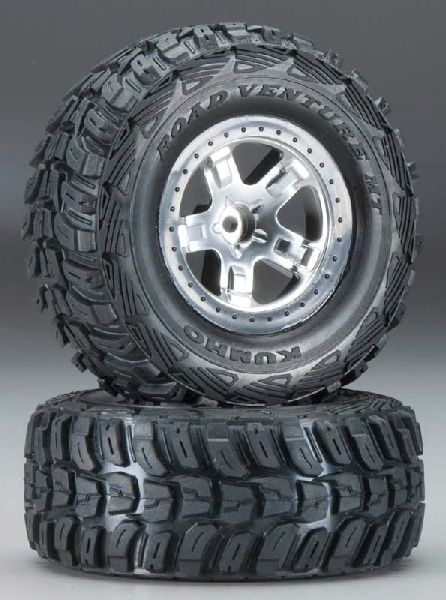 Traxxas 5881 Kumho-SCT 2WD Front 2