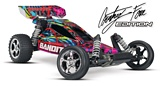 Traxxas 24076-3-CFRC Bandit VXL Courtney Cox Edition