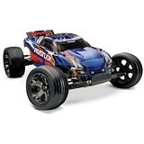 Traxxas 37076-3 Rustler VXL RTR with Stability