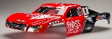 Traxxas 4416 Body Nitro Slash Chad Hord Painted-Decals