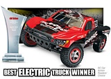 Traxxas 58034-1 Slash Pro 2WD Short-Course Truck
