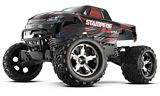 Traxxas 67086-3 Stampede 4X4 VXL Monster Truck RTR