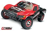 Traxxas 58034-2 Slash 2WD SC Truck with On-Board Audio