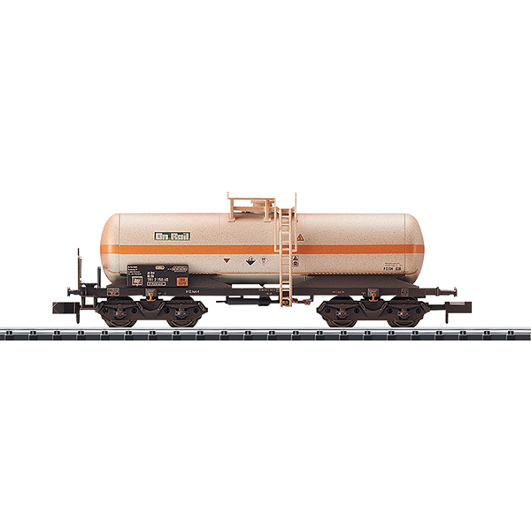 MiniTrix 15585 Chlorine Gas Tank Car