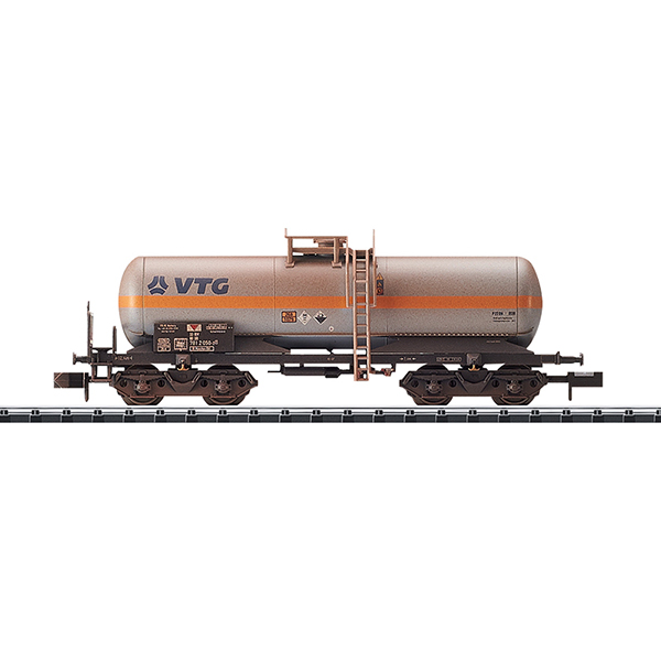 MiniTrix 15588 Chlorine Gas Tank Car