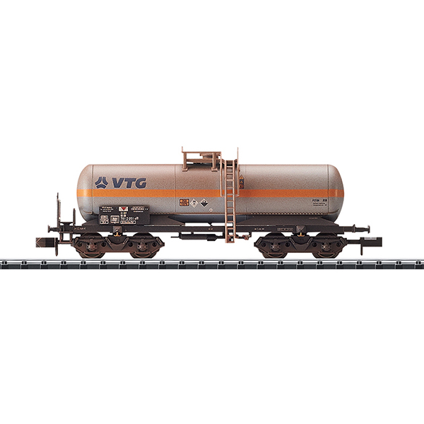 MiniTrix 15589 Chlorine Gas Tank Car