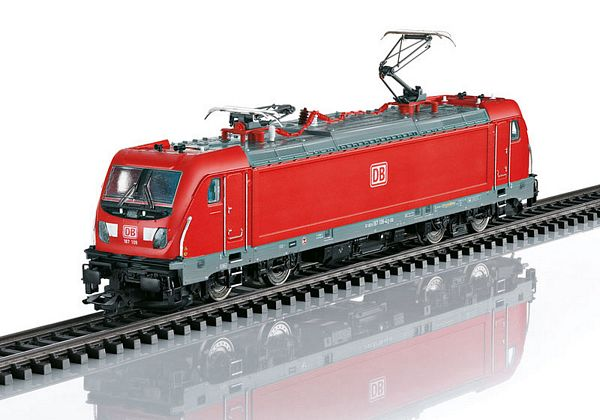 Trix 22278 Class 187 1 Electric Locomotive