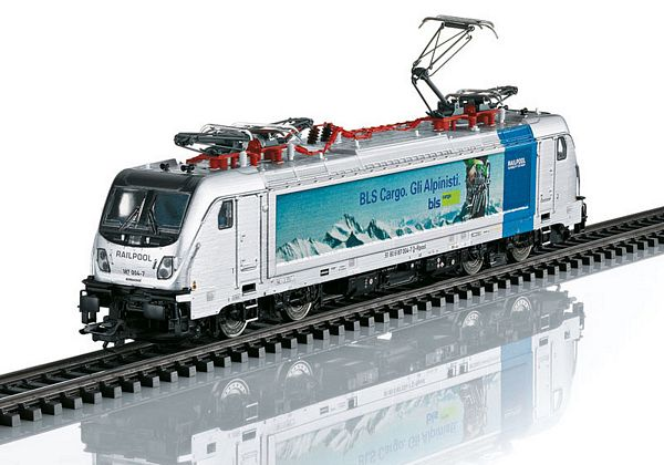 Trix 22279 Class 187 0 Electric Locomotive
