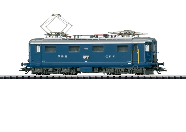 Trix 22422 Electric Locomotive Re 4-4 I