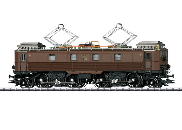 Trix 22899 Electric Locomotive Be 4-6