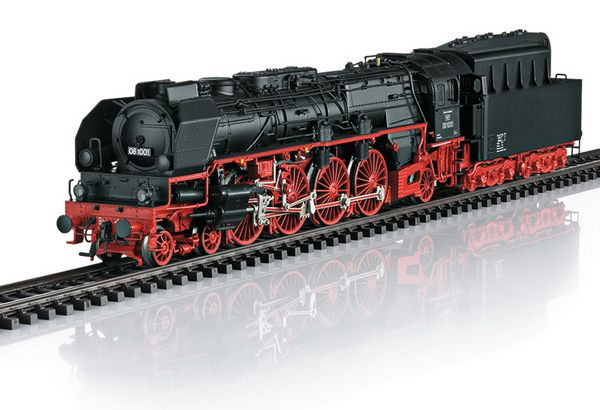 Trix 22912 Class 08 Heavy Express Steam Locomotive
