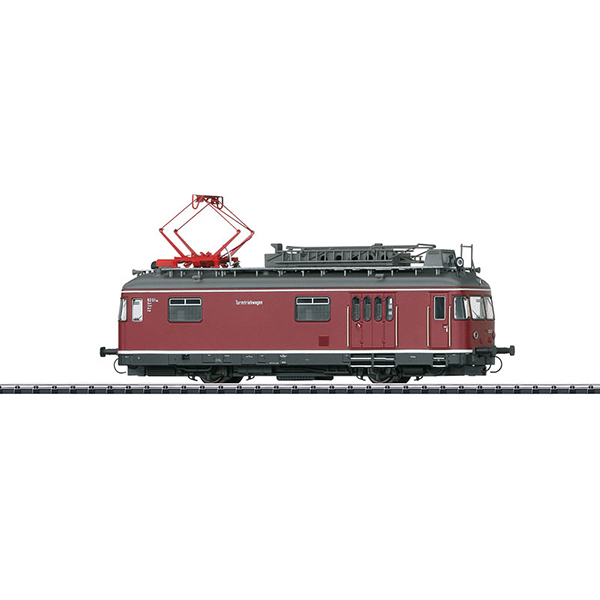 Trix 22974 TVT Powered Catenary Maintenance Rail Car